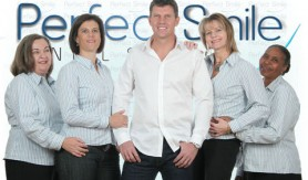 The staff at Perfect Smile